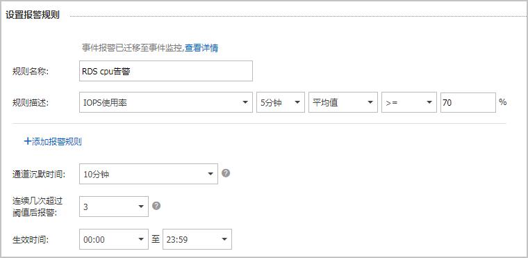 使用云监控监控ECS实例插图6