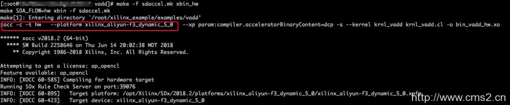 f3实例OpenCL开发最佳实践插图