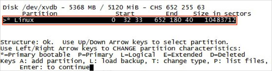 Linux实例中数据恢复插图10