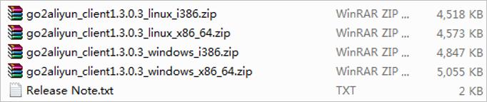 使用迁云工具迁移服务器至阿里云插图2