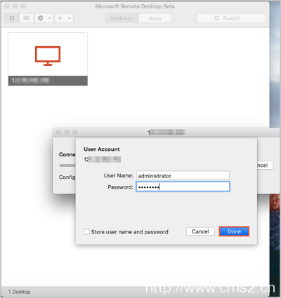 在本地客户端上连接Windows实例插图14