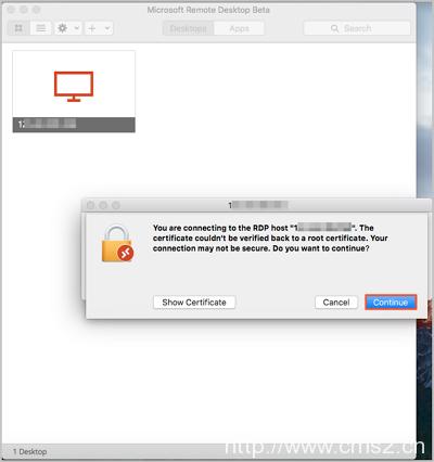 在本地客户端上连接Windows实例插图16