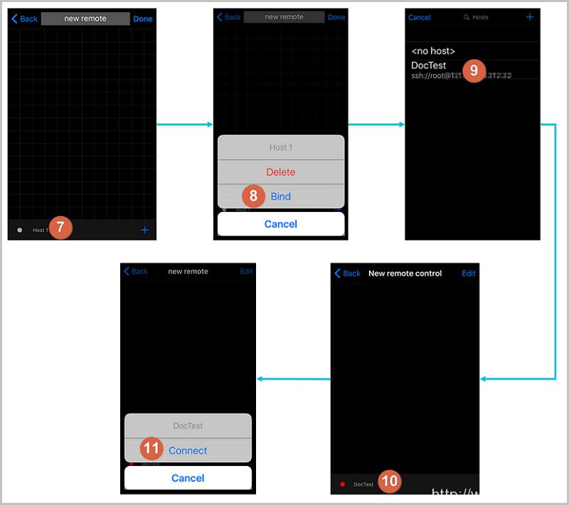 在移动设备上连接Linux实例插图2