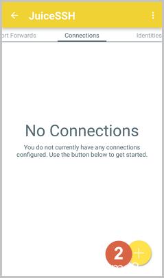 在移动设备上连接Linux实例插图8