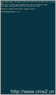 在移动设备上连接Linux实例插图22