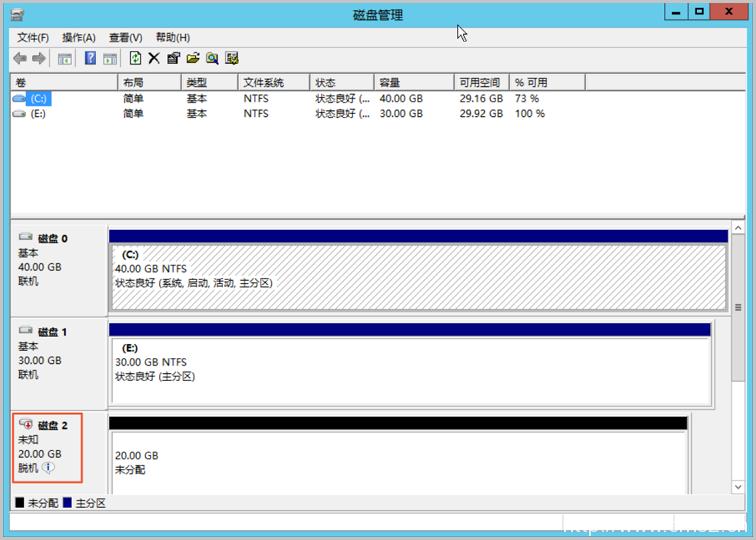 阿里云ECS云服务器Windows 系统怎么格式化数据盘?超详细教程插图2