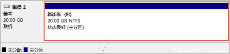 阿里云ECS云服务器Windows 系统怎么格式化数据盘?超详细教程插图22
