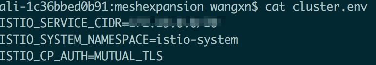 基于Istio实现Kubernetes与ECS上的应用服务混合编排插图6