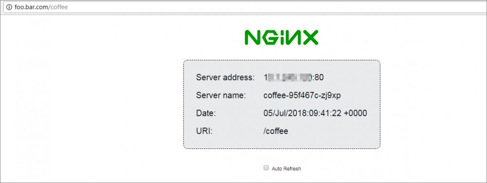 通过Ingress提供7层服务访问插图