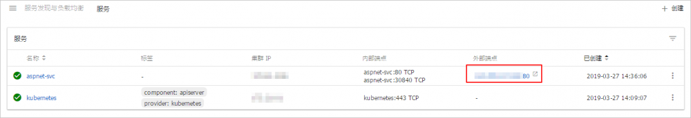 容器服务Kubernetes版怎么通过编排模板创建Windows应用?插图6
