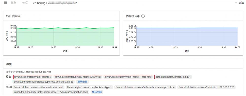 利用阿里云Kubernetes的GPU节点标签进行调度插图2
